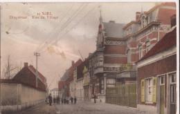 10 NIELbij BOOM  DORPSTRAAT RU DE VILLAGE MARCOVICI 1912 Gestempeld Re 660 - Niel
