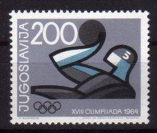 1964 - Yugoslavia - JJOO De Tokio - MNH - 2 € - Summer 1964: Tokyo
