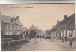 Bikschote, Bixschoote, Pilkenstraat (pk16516) - Langemark-Poelkapelle