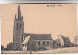 Bikschote, Bixschoote, De Kerk (pk16518) - Langemark-Poelkapelle