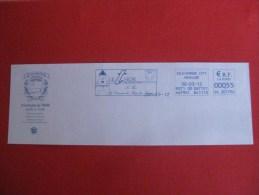 EMA Commune Du Thor, Vaucluse,Isle/Sorgue CCT1 - Poststempel (Briefe)