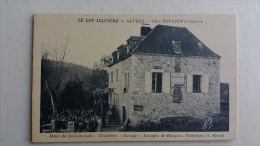 46 Gluges , Chez Beyssen à Copeyre , Devanture Garages Cafe Restaurant - Other Municipalities