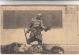Wervicq, Wervik,  Mémorial 1914 - 18 Avec Palmares Comprenant 102 Noms Héroiques (pk16534) - Wervik