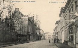 Sint Niklaas:  Rue De La Station - Sint-Niklaas