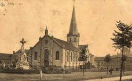 Sinaai  - Sinay:  Kerk - Sint-Niklaas
