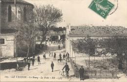 LE VERDON - 33 -  Le Bourg - La Poste - Edit BR 1387 - ENCH331 - - France