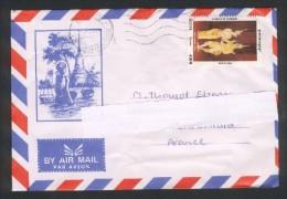 Lettre De Phnompenh CD Cambodge Pour La France - Tepnomorum Dance - 20 05 04 - Cambodia