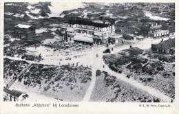 LOOSDUINEN Badhotel Kijkduin, Karte Gel.1929 Von S'Gravenhage Nach Wien - Niederlande