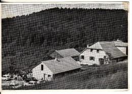 LA BOUILLE DE LUSSE (Vosges) CHAUME-FERME-AUBERGE De Saint-Bernard -VOITURE-Flamme Philatélique Bruyères-2 SCANS - Autres Communes