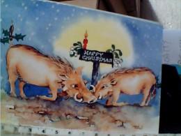 BUON NATALE  ILLUSTRATA  KAROL NORVALL  FACOCERI  N1995 EU17092 - Natale