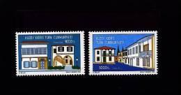 TURKISH CYPRUS - 1993  BUILDINGS  SET   MINT NH - Cipro