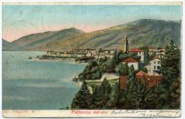 O.150.  PALLANZA  - 1906 - Verbania