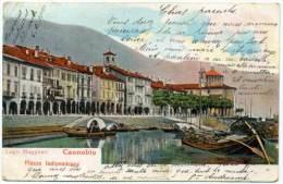 O.151.  CANNOBIO  - 1902 - Italie