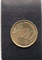 PIECE DE 20 CT D' EURO SLOVAQUIE  2009 - Slovakia