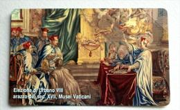 VATICANO 2007 - SCV 149, PAPA URBANO VIII°, ARAZZO MUSEI VATICANI , RARA - Vatican
