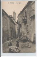 Ancienne CP TOLEDO - UNA CALLE - N. 13 - ED. ABELARDO LINARES - NO CIRCULADA - Toledo