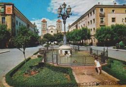 MURCIA. Vistabella. Plaza Central (ca. 1964) - Murcia