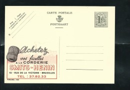Publibel Neuve N° 1199 ( Achetez Vos Ficelles à La Corderie SMITS-HENIN Bxl) - Ganzsachen