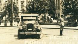 Rarität Rare Porto Alegre Policeman Polizei Guarda De Trânsito Automobile 8.6.1927 - Porto Alegre