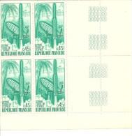 TIMBRE 1970 GUYANE FRANCAISE 1er LANCEMENT FUSEE DIAMANT KOUROU CENTRE SPACIAL - France