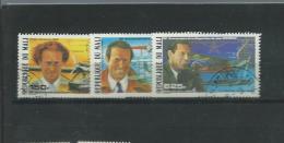 MALI (REPUBLIQUE) 1986  Y.T. P.A.517-519 0/USED - Mali (1959-...)