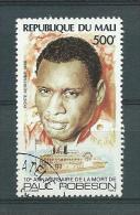 MALI (REPUBLIQUE) 1986  Y.T. P.A.513  0/USED - Mali (1959-...)