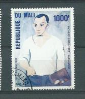MALI (REPUBLIQUE) 1981  Y.T. P.A.410  0/USED - Mali (1959-...)