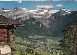 LES DIABLERETS PERLE DES ALPES VAUDOISES (dil346) - Suisse