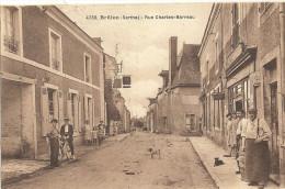 BRULON  -  Rue Charles Barreau  41 - Brulon