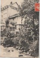 CPA 38 ALLEVARD LES BAINS Le Bréda Et Hôtel De La Terrasse 1907 - Allevard