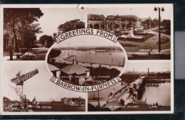 Barrow-in-Furness - Greetings - Angleterre