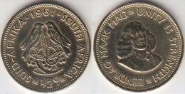 Sud Africa ½ Penny 1961 First Republic Km#56 - Used - Sud Africa
