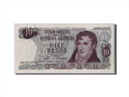 [#305690] Argentine, 10 Pesos Type Belgrano - Argentine