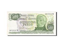 [#256380] Argentine, 500 Pesos, Type Général San Martin - Argentine