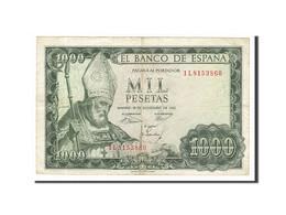 [#156689] Espagne, 1000 Pesetas Type Isidoro - [ 3] 1936-1975: Regime Van Franco
