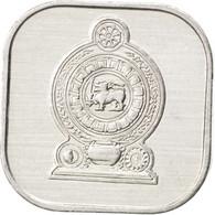 Sri Lanka, 5 Cents 1991, KM 139a - Sri Lanka