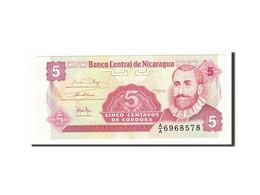 Nicaragua, 5 Centavos Type Cordoba - Nicaragua