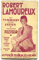 Humour Robert LAMOUREUX Ses Monologues Et Ses Poèmes Recueil N° 1 - Autres