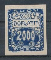1919. Tschechoslowakei Dienstmarken :) - Czechoslovakia