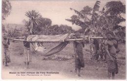 Mission Du Shirè Des Pères Montfortains - Une Soeur Pharmacienne En Tournée -ed. A Tainon - Malawi