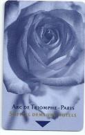HOTEL SOFITEL ARC DE TRIOMPHE PARIS FRANCE , Llave Clef Key Keycard Karte - Etiquetas De Hotel