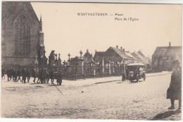 Westvleteren, Plaats, Place De L'Eglise (pk16630) - Vleteren