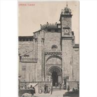 ORSTPA042-LFTD5941TARIC.Tarjeta Postal DE ORENSE.Edificios.CATEDRAL DE ORENSE.SIGLO Xll. - Iglesias Y Catedrales