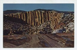 USA - AK 228329 Montana - Columns Of Basalt Rock Near Emigrant - Andere
