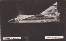 "Convair YF 102  "" U.S.A. "" - Aviation"