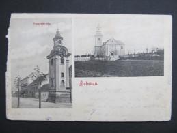 AK HOHENAU B. Gänserndorf Ca.1900  ///// D*16129 - Gänserndorf