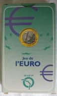 Jeu De L'EURO Cartes Questions Passage à L'Euro - Carte Publicitaire RATP - Unclassified