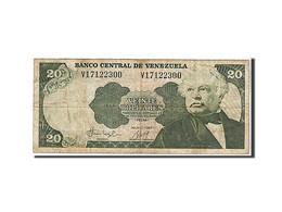 Venezuela, 20 Bolivares Type 1987 - Venezuela