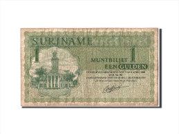 [#304706] Suriname, 1 Gulden Type Law 8.4.1960 - Surinam