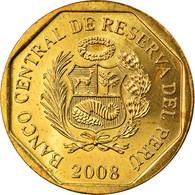 [#88985] Pérou, République, 10 Centimos 2008, KM 305.4 - Pérou